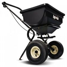 AgriFab 85Pound Push Broadcast Spreader 450388, New, Free Shipping