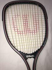 Wilson Sharp Shooter Racquetball Racquet.