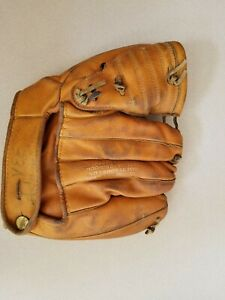 Vintage Baseball Glove Ted Williams A2192