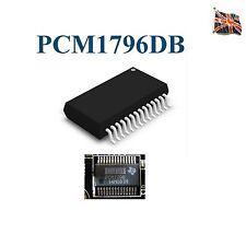 PCM1796DB DAC, 24BIT, 192KSPS, SSOP-28 TEXAS INSTRUMENTS BB PCM1796 UK Stock