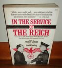 IN THE SERVICE OF THE REICH-Memoirs of FIELD MARSHAL WILHELM KEITEL-Superb 1979!