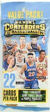 2018/19 Contenders Basketball Panini Fat Pack 22-cards - 2 Pack Bundle