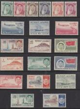 Kuwait 1960-1961 SC 153-172 MNH Set