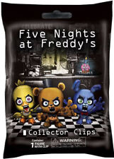 NEW Five Nights at Freddy's Backpack Clip Hangers Blind Bag