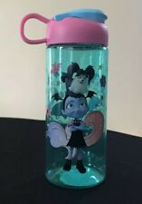 NEW Zak! Disney VAMPIRINA Water Bottle 16.5oz -Snap Lid - BPA Free - Cartoon