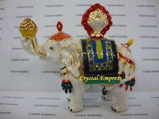 Feng Shui - Bejeweled Elephant Carrying Jewel