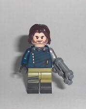 LEGO Super Heroes - Bucky Barnes / White Wolf - Figur Minifig Bricktober 5005256