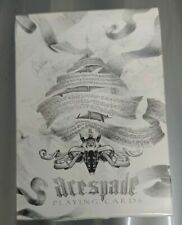 White Arcane Gaff (1x) Deck - Magic Trick GAFFED Cards Sealed By Ellusionist