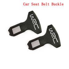 2* clip de ceinture de sécurité voiture pince butoir boucle boucle confortabl~PL