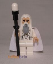 Lego Saruman from Set 79005 The Wizard Battle Lord of the Rings BRAND NEW lor058