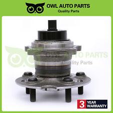 Fit 2004 - 2006 2007 2008 2009 2010 Toyota Sienna FWD REAR Wheel Bearing & Hub