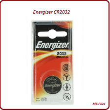 Energizer CR2032 moneda litio Batería solo