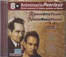 CD -Alfonso Ortiz Tirado Y Nestor Mesca Chaire NEW 80 Aniversario FAST SHIPPING!