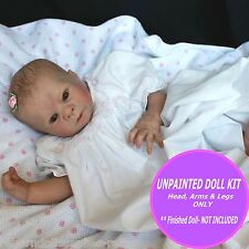 "Reborn Kit ~ Kadence baby doll kit~ by Denise Pratt and makes 16"" baby u paint"