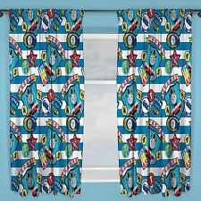 "THOMAS & FRIENDS PATCH CURTAINS 66"" x 72"" CHILDRENS BOYS KIDS BEDROOM"