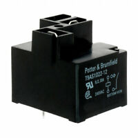 POTTER & BRUMFIELD/TE T9AS1D22-24 POWER RELAY SPST-NO 24VDC, 30A, PC BOARD