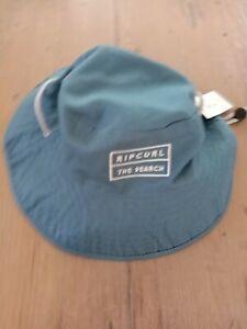 Rip Curl Medium Reversable Utopia Revo Wide Brim Brand New with Tags Ripcurl Hat