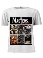 The Masters Of Rock T Shirt Pink Floyd Beatles Metallica Deep Purple Unisex M493