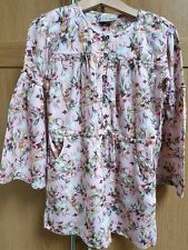 Next, Girls Floral Playsuit, Age 7