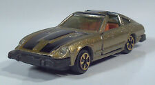"Vintage 1981 Kidco Nissan Datsun 3"" Fairlady Z T-Top 280ZX 1979 1980 Gold Rims"