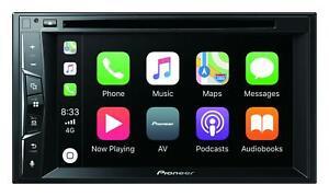 Pioneer AVH-Z2200BT Doppel-DIN CD/DVD/MP3-Autoradio Touchscreen Bluetooth USB