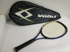 "Volkl Hot Spot 5 HS5 Midplus 102"" Tennis Racket, 4 1/2"" Grip - Includes Case"