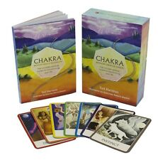 Chakra Wisdom Oracle Set Tarot Cards - SP0536 - ✔100% Genuine ✔UK Seller