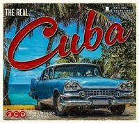 THE REAL...CUBA  3 CD NEU