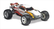 TRAXXAS RUSTLER XL-5 RC TRUCK (White)