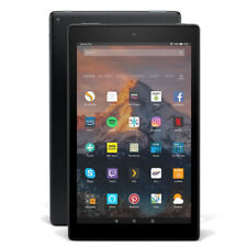 Amazon Kindle Fire HD 10 2017 - 32GB, Wi-Fi, 10.1in  Black - Very Good Condition