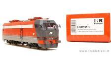 Locomotiva elettrica E.454 002 nella livrea d'origine delle FS. Rivarossi HR2318