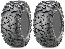 Pair 2 Maxxis Bighorn 2.0 25x10-12 ATV Tire Set 25x10x12 25-10-12