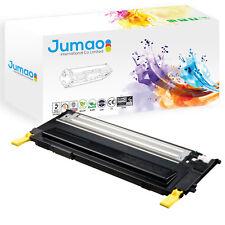 Toner cartouche type Jumao compatible pour Samsung CLX 3185, Jaune 1000 pages