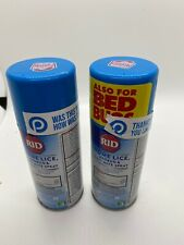 Rid Home Lice, Bedbug And Dust Mite Spray - 5 Ounces (Value Pack of 2)