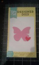 Echo park paper co metal die - Butterfly love die set - Heart - Designer
