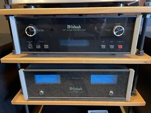 McIntosh C47 Stereo Preamplifier