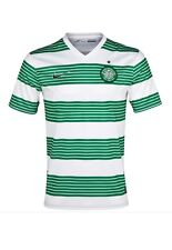 NIKE Maillot Celtic Glasgow FC 2014/2015 Vert Blanc-Home Kit-Size XLB maillot
