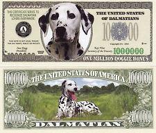100 Dalmation Dog Novelty Money Bills #307