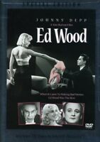 Ed Wood [New DVD] Black & White, Special Edition, Subtitled, Widescreen, Dolby