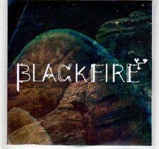 (EF248) Black Fire, The Horn The Hunt - 2013 DJ CD