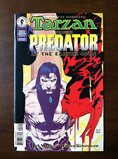 TARZAN VS PREDATOR AT THE EARTH'S CORE # 2 NM LEE WEEKS WALTER SIMONSON