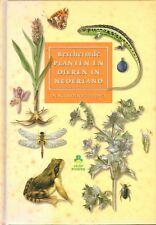 BESCHERMDE PLANTEN EN DIEREN IN NEDERLAND (NATUURBESCHERMINGSWET)- Tom van Ewijk