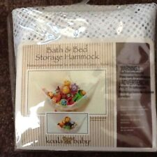 Koala Baby Bath & Bed Storage Hammock Toy Organizer Mesh Fabric 4 Feet Hangs