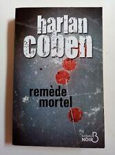 HARLAN COBEN : REMEDE MORTEL - BELFOND NOIR