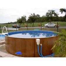 Markenlose runde einbau schwimmbecken g nstig kaufen ebay for Stahlwand einbaupool