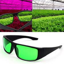 LED Pflanzenlicht Gläser Augenschutz Anti UV 400 Brille Hydroponik Pflanzen