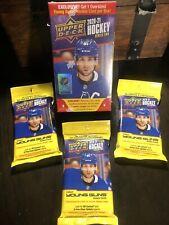 20-21 Upper Deck Hockey 🥅 Series 2  Blaster Box + 3 Fat Packs Young Guns Rookie
