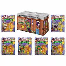 Playmates Toys Teenage Mutant Ninja Turtles Action Figures - Pack of 6 *New*