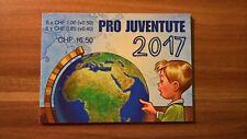 Schweiz, Markenheft/Stamp booklet Pro Juventute 2017 Postfrisch/mint