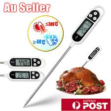 New Digital COOKING FOOD MEAT Stab  PROBE THERMOMETER KITCHEN MEAT TEMPERATURE
